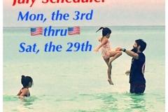 Jul Schedule1